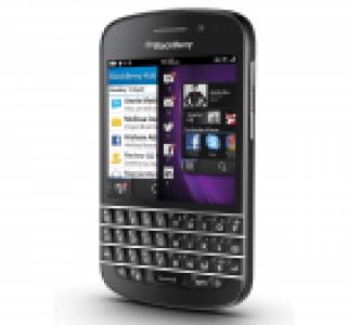BlackBerry compte sur son Q10 pour reconquérir le marché des professionnels américains