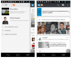LinkedIn met à jour ses applications mobiles Android et iOS