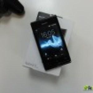 Test du Sony Xperia E dual