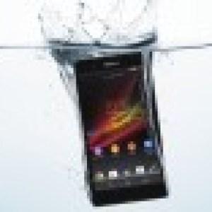 Sony Xperia ZR, un smartphone de 4,6 pouces résistant à l'eau ?