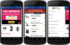 Découvrez l'application Android PriceMinister