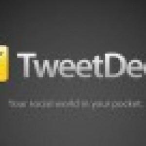 Tweetdeck fermera ses portes le 7 mai prochain