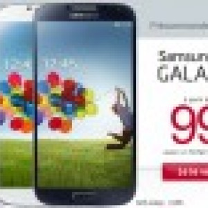 Le Galaxy S4 arrive en précommande chez Virgin Mobile