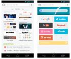 Next Browser, le navigateur de l'équipe GO Launcher Dev