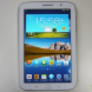 Test de la Samsung Galaxy Note 8.0