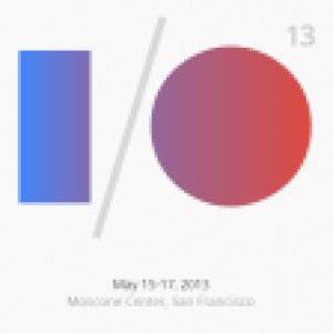 Google I/O 2013, l'agenda officiel est en ligne