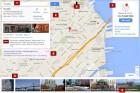 Une nouvelle interface pour Google Maps pointe le bout de son nez
