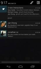 Twitter 4.1.0 : une mise à jour mineure pour Android (et iOS)