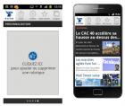 Vivez l'actualité sur votre mobile avec l'application Le Figaro sur Android
