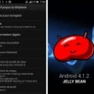 Android 4.1.2 Jelly Bean arrive sur le Sony Xperia Ion