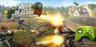 Le jeu Hills of Glory intègre le Google Play Game Services