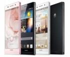 Le Huawei Ascend P6 est officialisé pour juin