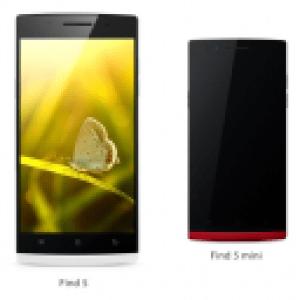Oppo Find 5 Mini, un écran de 3,7 pouces 720p et un Quad-Core