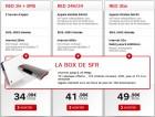 SFR RED accueille des offres quadruple-play