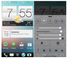 Installer le Control Center d'iOS 7 sur Android