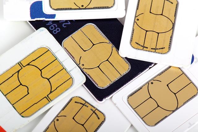 Une faille découverte sur les cartes SIM