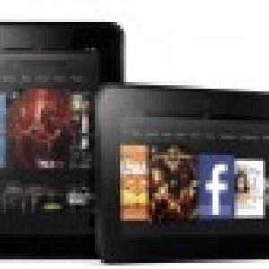 Les Amazon Kindle Fire HDX 7 et 8.9 arrivent en France en novembre
