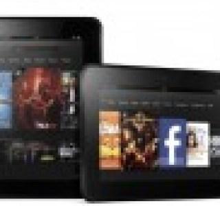 Amazon baisse le prix de la Kindle Fire HD