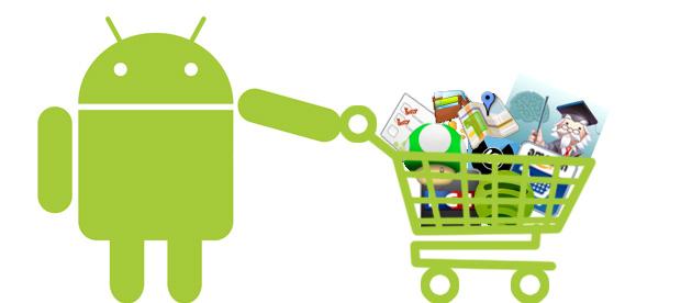 Les utilisateurs Android dépensent moins pour leurs applications
