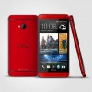 HTC One : le fabricant taïwanais référence un One, «Rouge Glamour»