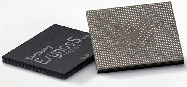 Le processeur Exynos 5420 est officialisé avec un GPU 2X plus performant