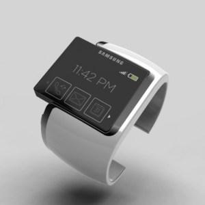 Samsung : on se rapproche d'une montre intelligente