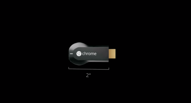 Chromecast bloque le streaming de vidéos stockées en local ou en cloud