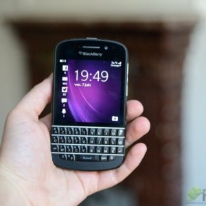 Test du BlackBerry Q10