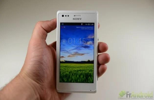 Le Sony Xperia M est maintenant disponible en France