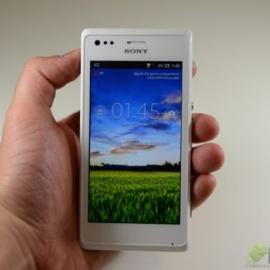 Le Sony Xperia M est maintenant disponible en France