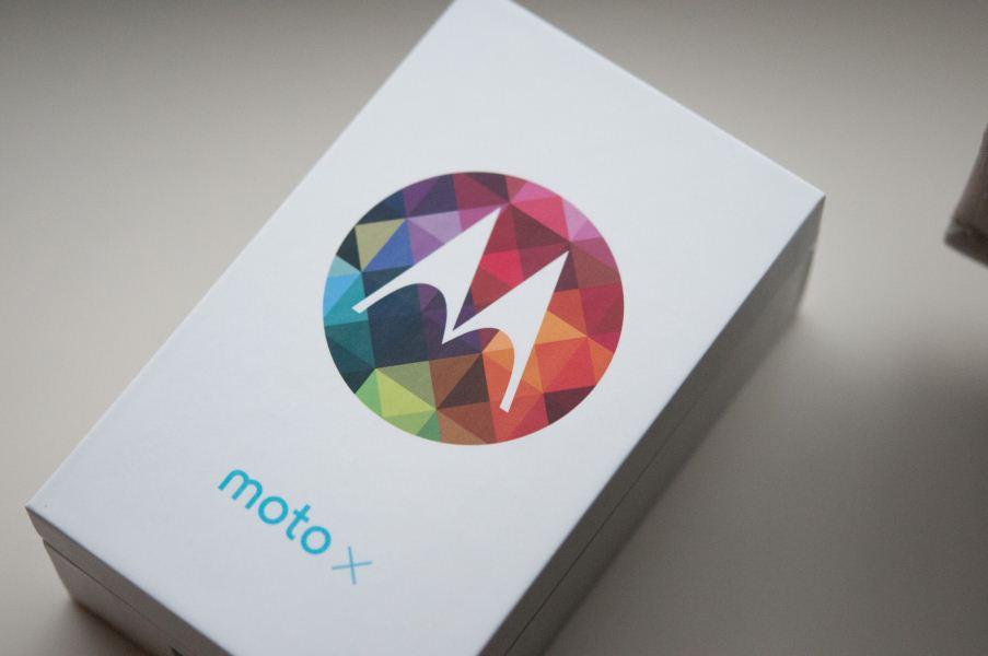 Moto X : Quelques photos !