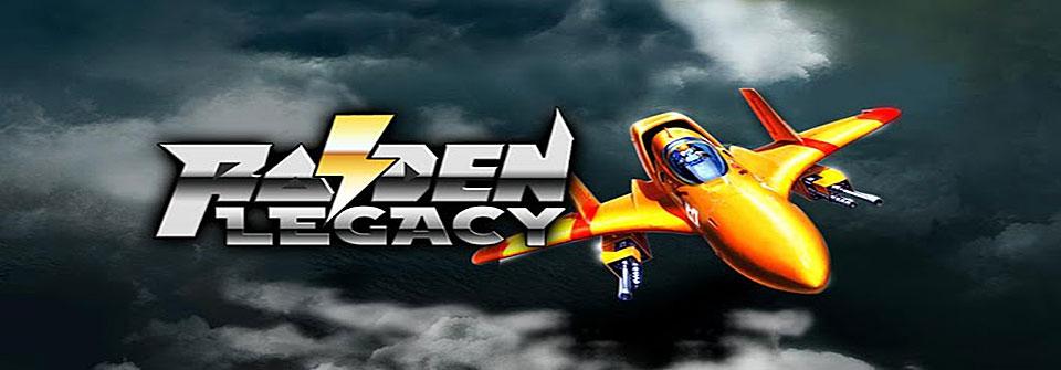 Raiden Legacy, un classique pour la OUYA
