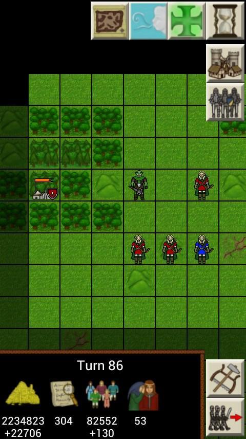Rising Empires, un nouveau jeu de stratégie en bêta sur Android
