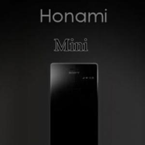 Un Sony Honami Mini avant même la présentation du Honami ?