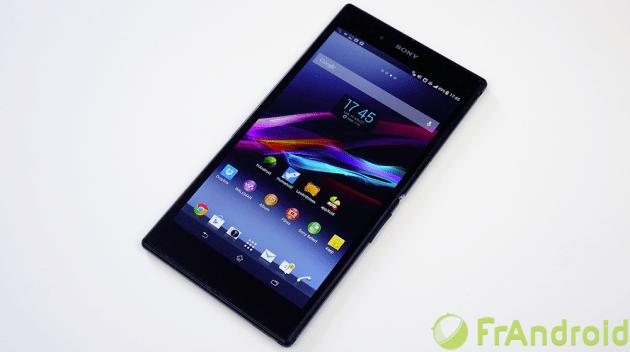 Sony donne accès au code source de son Xperia Z Ultra
