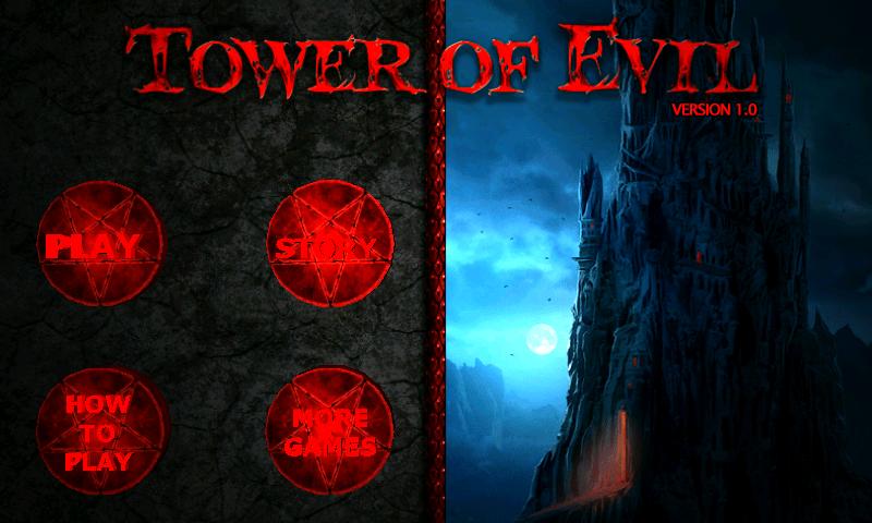 Tower of Evil, un jeu d'énigmes en 3D ambiance Horror