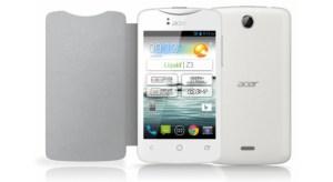Acer : des précisions sur l'interface du Liquid Z3 à 89 euros