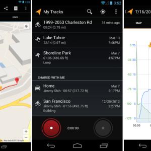 Google My Tracks (Mes parcours) : la mise à jour améliore la précision de la localisation