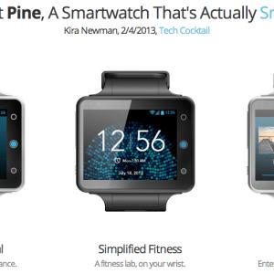 Neptune Pine, la montre connectée de 2,4 pouces s'affiche en précommande à 335 dollars