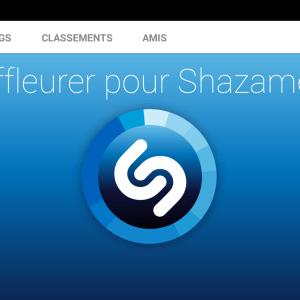 Shazam 4.0 s'offre une toute nouvelle interface sur Android