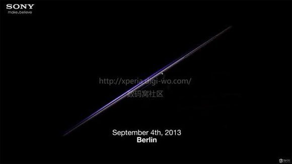 Sony Honami : un teaser confirme la présentation du 4 septembre