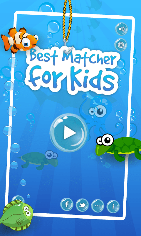 Best Matcher for Kids, pas si enfantin