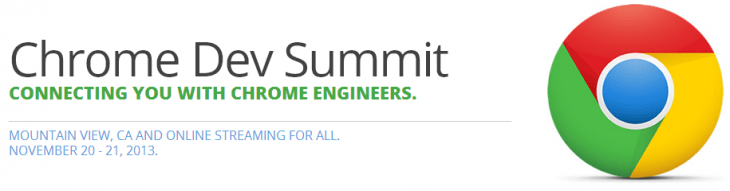 Google annonce sa conférence Chrome Dev Summit