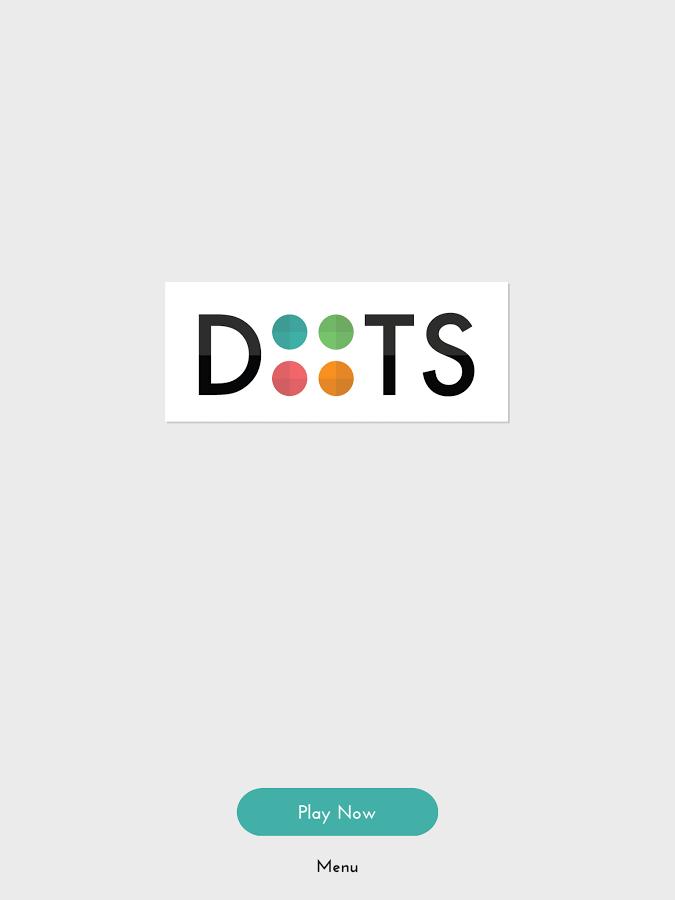 Dots : un puzzle minimaliste arrive sur Android
