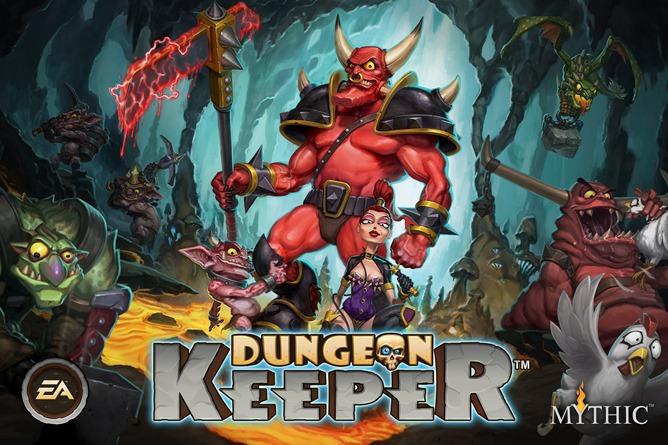 EA et Mythic Studio associés pour porter Dungeon Keeper sur Android