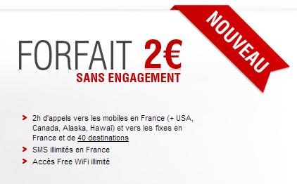 Free offre le changement de numéro instantané pour 5 euros