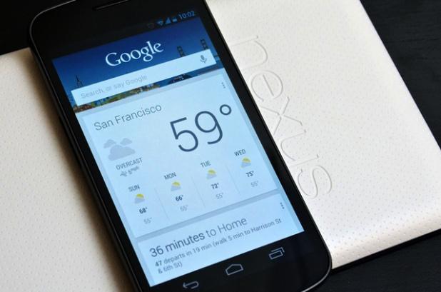 Google Now : un nouveau service d'actualité locale en test