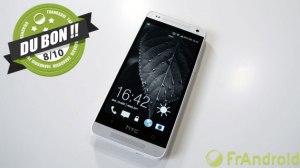 Test du HTC One Mini