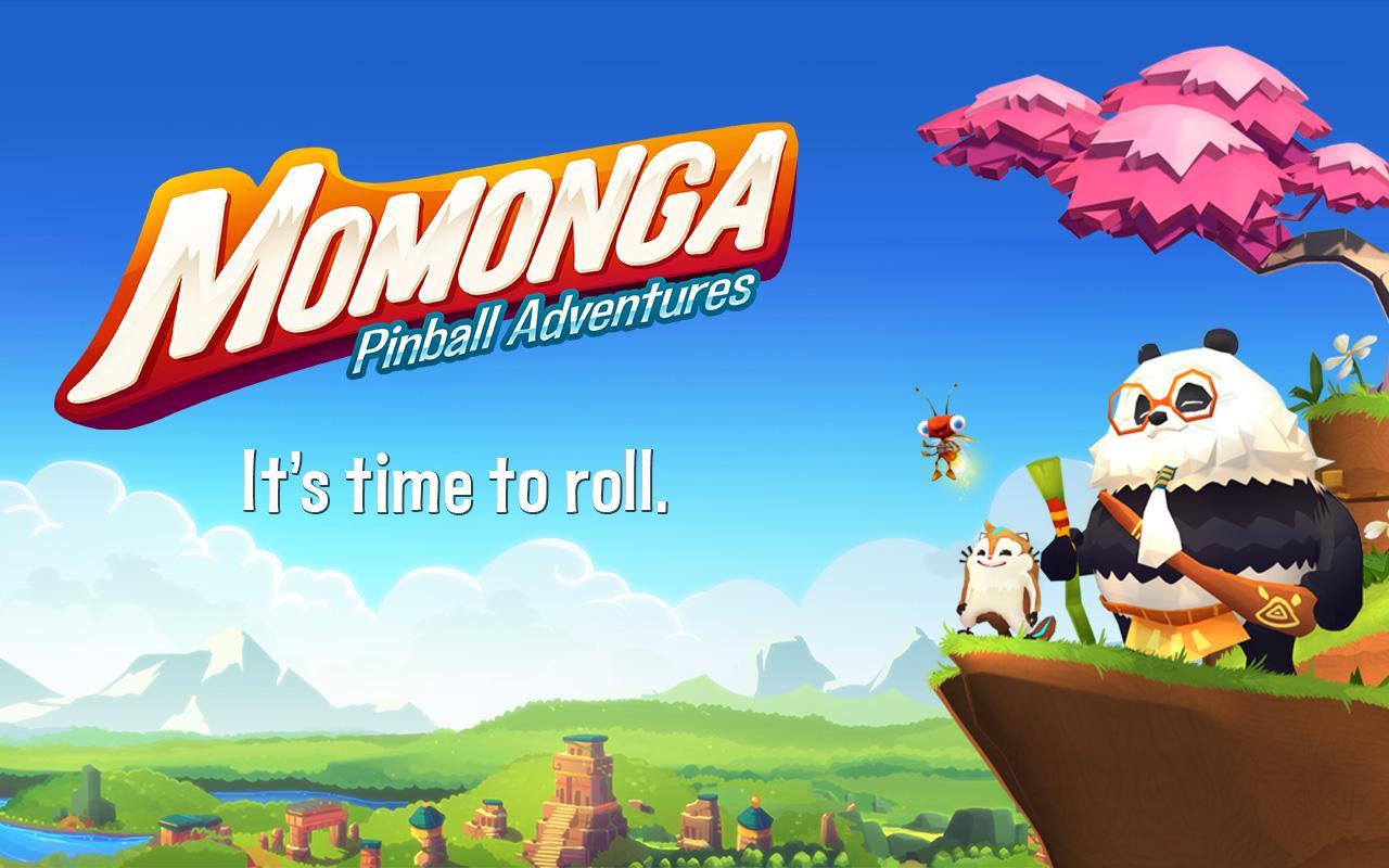 Momonga Pinball Adventures, tout est dans le nom !