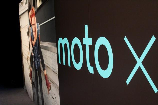 Le Moto X sur le Google Play Store ne tournera pas sous un Android Stock